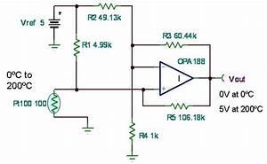 Pt100 Circuit Configuration  11