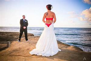 carrie and rob sunset cliffs wedding in san diego With wedding photography packages san diego