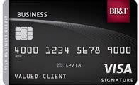 Visa signature business credit card. Visa Signature Business Credit Card | Banking | BB&T Bank