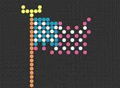 lite brite patterns images lite brite templates
