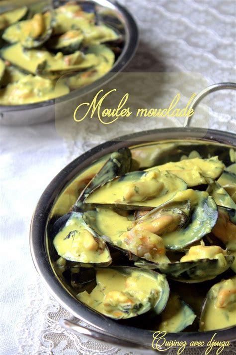 mouclade au curry sans vin recettes faciles recettes