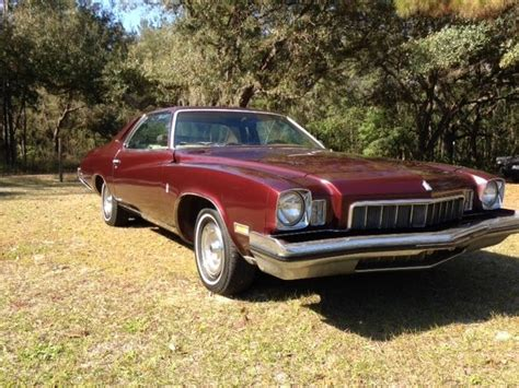 1972 Buick Regal by 73 Buick Regal V8 350 Runs And Drives Great Classic