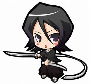 Bleach Anime images Chibi Rukia wallpaper and background ...