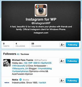 Instagram for Windows Phone might go official soon, hinted ...