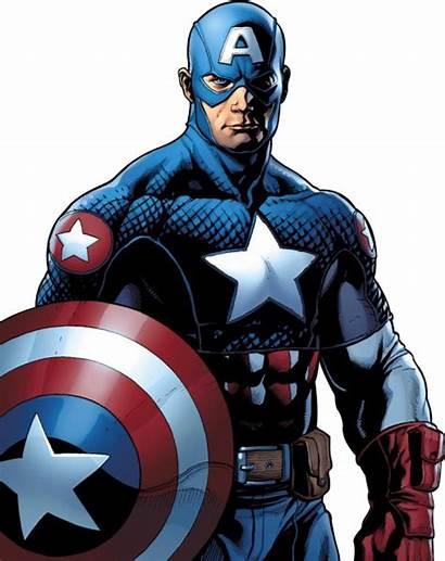 Captain America Flamingo Comic