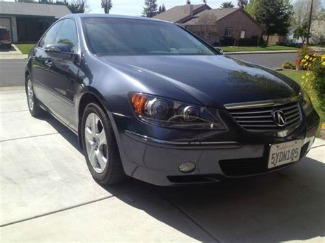 Acura Rl Gas Mileage by Purchase Used 2006 Acura Rl Clean Title Awd 3 5l V6 In