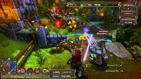 dungeon siege 3 xbox 360 dungeon defender review psn