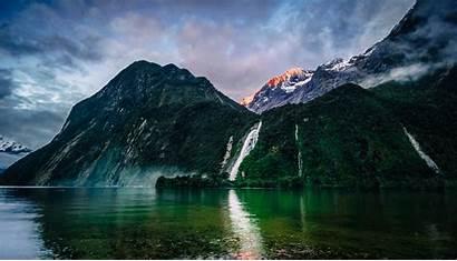 Fiordland Falls Bowen Zealand Southland Natural Southlandnz
