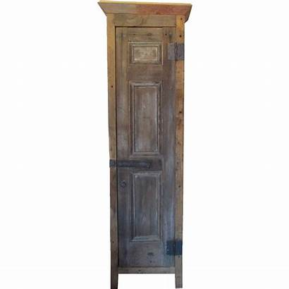 Tall Cabinet Wood Primitive Rustic Cabinets