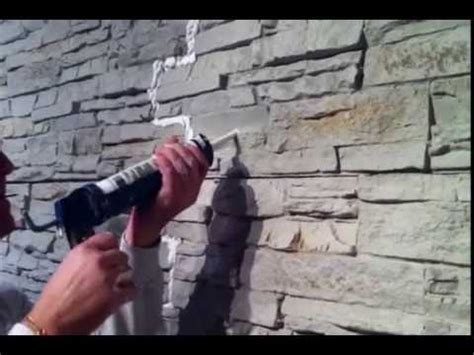 paneele in steinoptik montagevideo steinoptik paneele