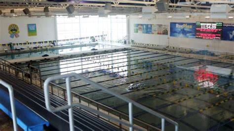 Swimming Pool At The Recplex In Pleasant Prairie