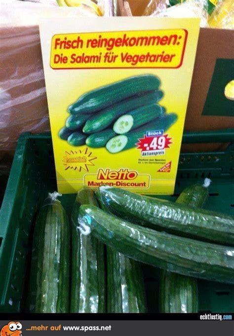 vegetarier salami lustige bilder auf spassnet
