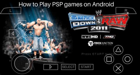 Know How To Play Psp Games & Download Psp Games For Android