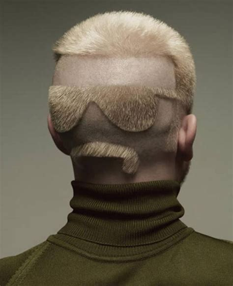 funny haircuts shaved heads snappy pixels