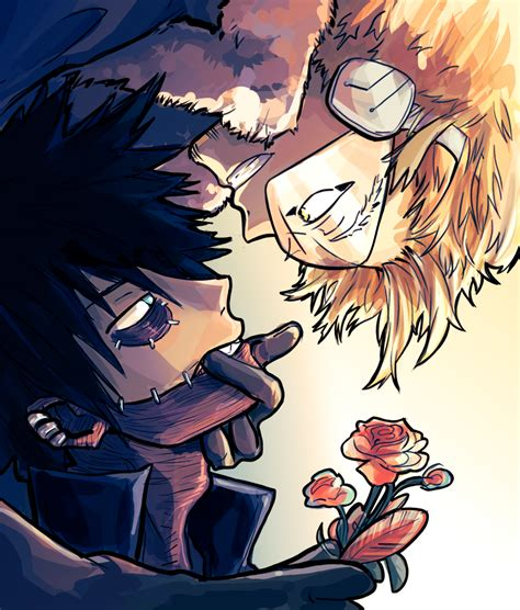 Hotwings Dabi X Hawks Youll Ship Them When The Anime
