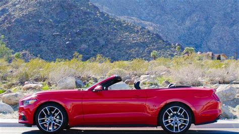 ford mustang ecoboost premium convertible review rating pcmagcom