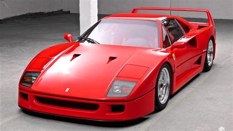 Find of the Week: 1991 Ferrari F40 | autoTRADER.ca