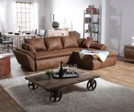 L Couch Mit Schlaffunktion : ecksofa loana 275x185 cm braun mit schlaffunktion m bel sofas ecksofas ~ Markanthonyermac.com Haus und Dekorationen