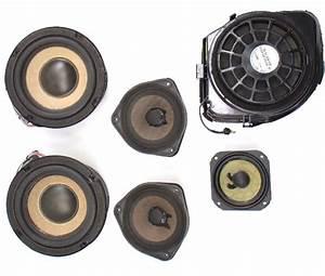 Bose Door Deck Speakers Tweeters  U0026 Sub 1997 Mercedes W202 C280