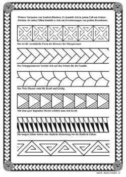 Sina-Shop - Maori Bedeutungen- Polynesien Tattoos - Volume 2