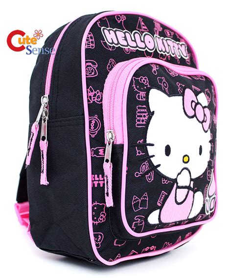 sanrio hello kitty school backpack toddler bag tulip b 440 | Hello Kitty School Backpack Sanrio Toddler Bag 2
