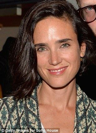 jennifer connelly blonde hair short hair one length hair style and color for woman
