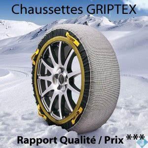 Chaussette A Neige : chaussettes neige verglas grip tex ~ Teatrodelosmanantiales.com Idées de Décoration