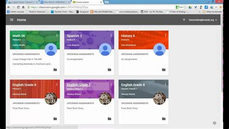 Upload A Google Doc To Google Classroom Assignment Youtube