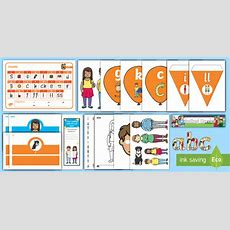 * New * Free Twinkl Phonics Teacher Toolbox Taster Resource Pack Letters