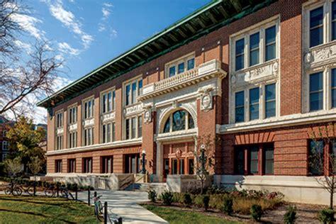 lincoln hall  university  illinois  restored