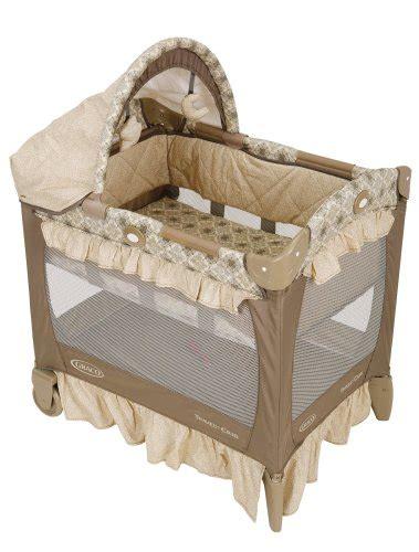 travel lite crib cheap bassinet changing table graco