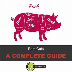 Pork Cuts  U2013 Complete Guide  Pictures Included