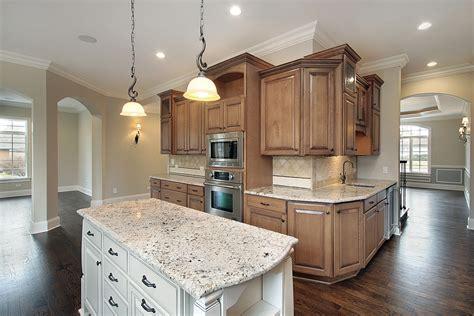 coordinate granite countertops kitchen cabinets