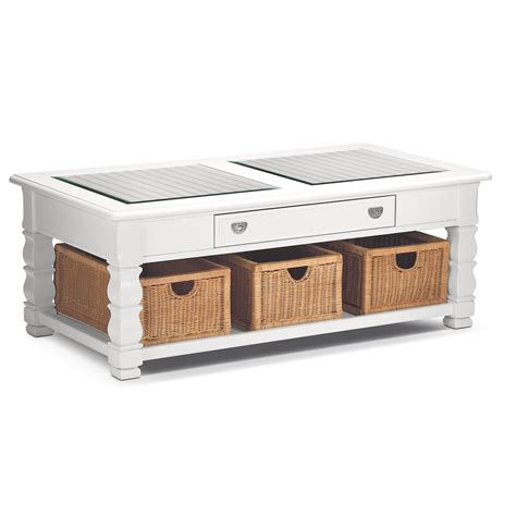 value city coffee tables plantation cove white cocktail table value city furniture
