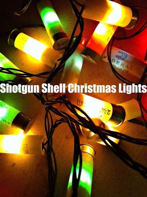 shotgun shell lights 31 impressive ways to use your lights diy