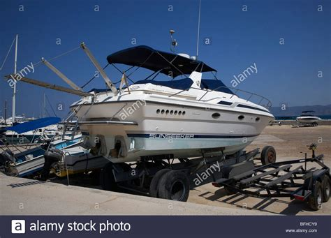 Boat Show Opening Hours by Sunseeker Boat Stock Photos Sunseeker Boat Stock Images