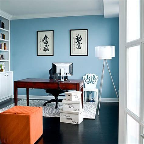 4 office paint color upgrades to inspire any work setting
