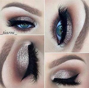 31 Beautiful Wedding Makeup Looks for Brides   More Brown ...