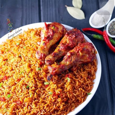 delicious nigerian dishes    give