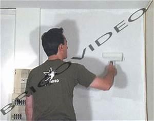 Sous Couche D Accrochage Sur Peinture Glycero : nettoyer les murs plafond avant la pose du papier peint ou de la peinture nettoyage mur ~ Melissatoandfro.com Idées de Décoration