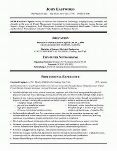 Sample resumes information technology or it resume for Best it resume