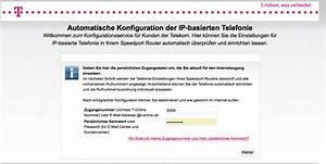 Telekom Faxnummer Einrichten : telekom speedport router anschluss einrichten bilder screenshots computer bild ~ Eleganceandgraceweddings.com Haus und Dekorationen