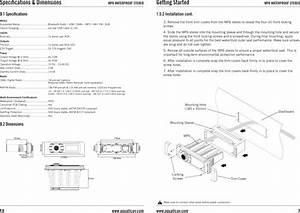 Aquatic Av Mp6 Mp6 User Manual