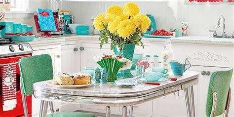 cuisine style bistrot parisien 11 retro diner decor ideas for your kitchen vintage kitchen decor