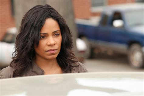 sanaa lathan cast  cbs  access twilight zone reboot