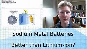 Sodium Metal Battery  Better Than Sodium