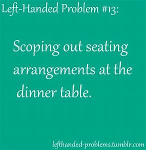Left handed problems | just because... | Pinterest ...