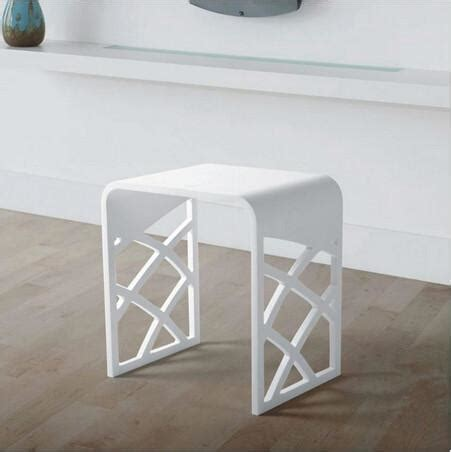 Shower Step Stool by 2017 Solid Surface Small Bathroom Step Stool Bench