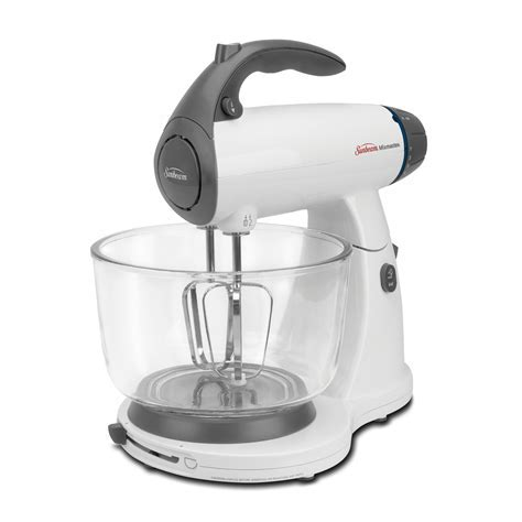 Sunbeam 002371 000 000 Mixmaster Stand Mixer White