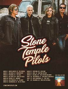 New Stone Temple Pilots Tour Dates in 2018! - Stone Temple ...